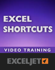 Excel Shortcuts Video Course
