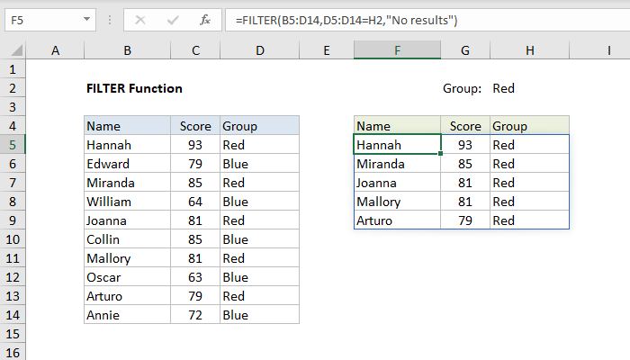 OR Logical Tests Made Easy with FILTER Function! Excel Magic Trick 1743