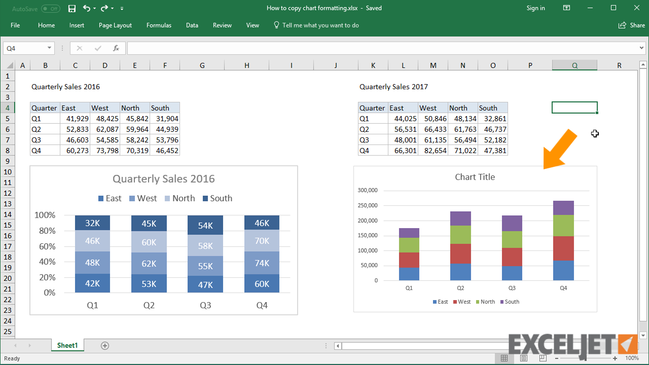 Excel Chart Copy Format Images - How To Guide And Refrence