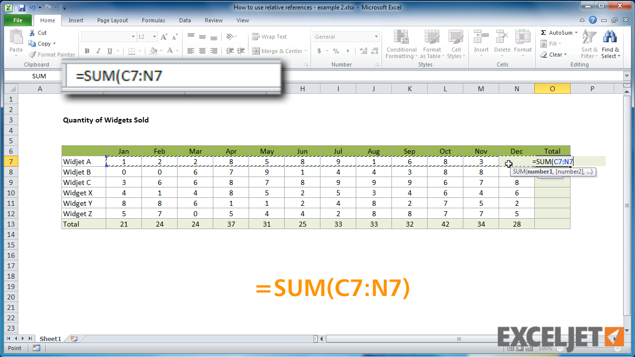 how to create quick links in excel