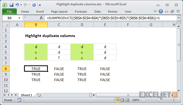 how to find duplicate rows in oracle with example