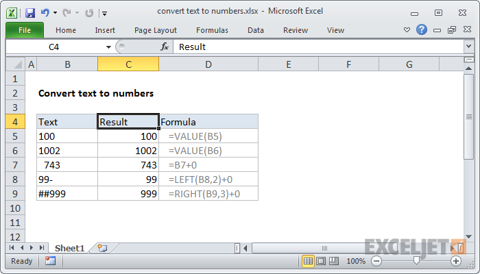 how to count letters in excel excel formula convert text to numbers exceljet 22266 | convert%20text%20to%20numbers