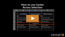 Excel Shortcut: Delete contents of selected cells | Exceljet